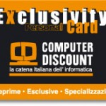 Exclusivity Card – Computer Discount