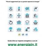 68 modi per risparmiare energia