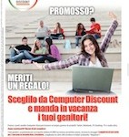 Computer Discount &#8211; &#8220;Meriti un regalo&#8221;
