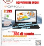 Computer Discount &#8211; &#8220;Doppiamente Buoni&#8221;