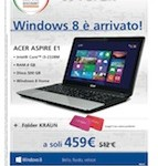 "Computer Discount – ""Windows 8 è arrivato"""