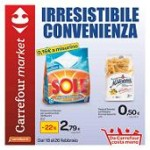 "Carrefour Market – ""Irresistibile convenienza"""