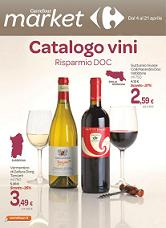 Carrefour market catalogo vini volantinoweb for Bricocenter catalogo 2016