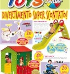 "Toys – ""Divertimento super scontato"""