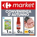 "Carrefour Market – ""Convenienza d'autunno"""