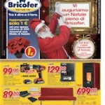 "Bricofer – ""Vi auguriamo un Natale pieno di Bricofer"""