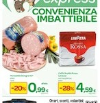 "Carrefour Express – ""Convenienza Imbattibile"""