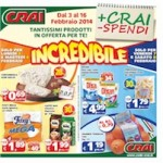 "Crai – ""Incredibile"""