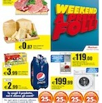"Auchan – ""Weekend a prezzi folli"""