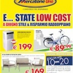 "Mercatone Uno – ""E…state low Cost"""