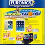 "Euronics – ""Summer Sconti"""
