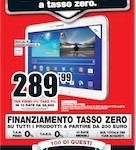 "Media World – ""Tecnologia a tasso zero"""