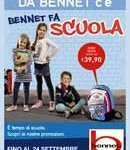 "Bennet – ""Bennet fa scuola"""
