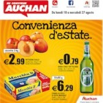 "Auchan – ""Convenienza d'estate"""
