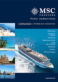Msc crociere catalogo crociere 2015 16 volantinoweb for Bricocenter catalogo 2016