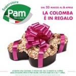 "Pam – ""La colomba è in regalo"""