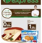 "Carrefour Express – ""Express in tavola"""