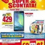 "Comet – ""Via all'estate super scontata"""