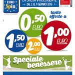 """Eurospin – """"Speciale Benessere"""""""