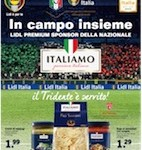 """Lidl – """"In campo insieme"""""""