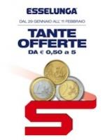 """Esselunga – """"Tante offerte da € 0,50 a 5″"""