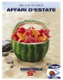 "Esselunga – ""Affari d'estate"""