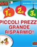 """Crai – """"Piccoli prezzi, Grande risparmio"""""""