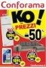 """Conforama – """"KO dei prezzi"""""""
