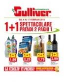 "Gulliver – ""1 +1 spettacolare"""