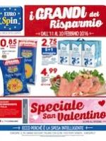"""Eurospin – """"i Grandi del Risparmio"""""""