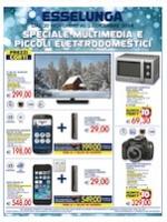 """Esselunga – """"Speciale multimedia e piccoli elettrodomestici"""""""