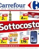 """Carrefour – """"Sottocosto"""""""