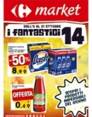 "Carrefour Market – ""I Fantastici 14″"