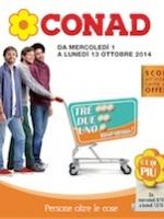 """Conad – """"Tre, Due, Uno… Risparmio"""""""