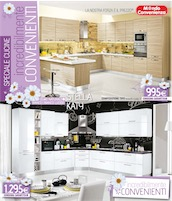 Mondo convenienza speciale cucine volantinoweb for Bricocenter catalogo 2016