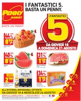 Penny market i fantastici 5 volantinoweb for Bricocenter catalogo 2016