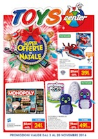 Toys super offerte di natale volantinoweb for Bricocenter catalogo 2016